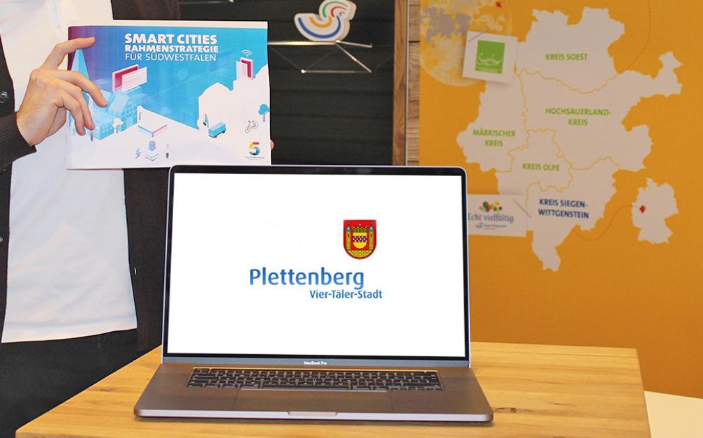 Das Smart-City-Netzwerk wächst: Plettenberg schließt sich Rahmenstrategie für Südwestfalen an
