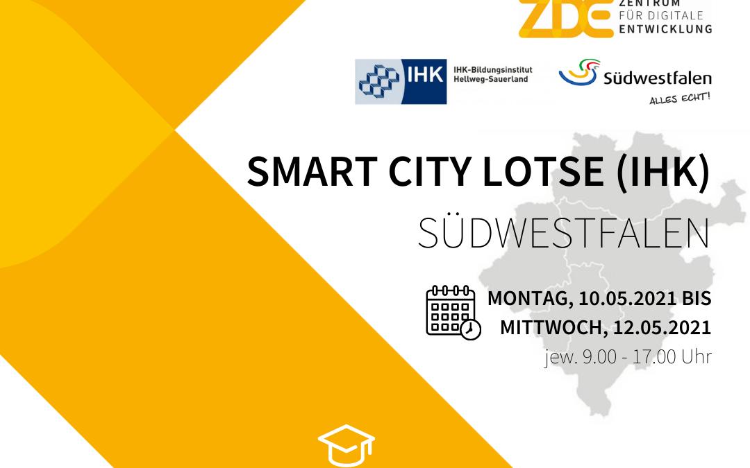Weiterbildung: 'Smart City Lotsen' für Südwestfalen