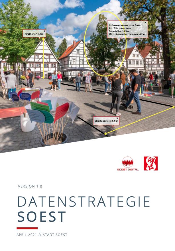 Cover Digitalstrategie Soest 2021