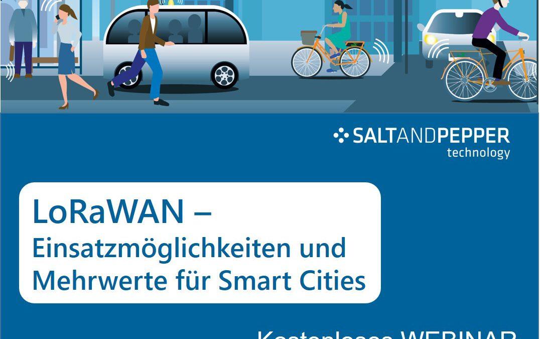 Kostenloses Webinar für Teilnehmenden der Smart Cities: Schule