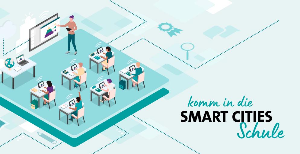 Smart Cities: Schule: Netzwerk bietet Austausch und Wissenstransfer