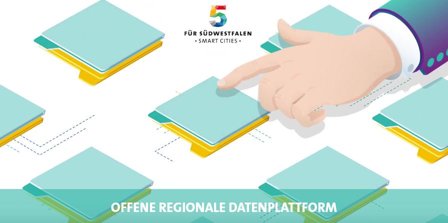 Offene regionale Datenplattform: Was ist darunter zu verstehen?