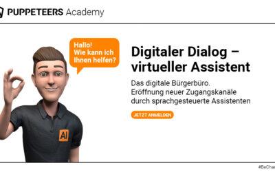 Das digitale Bürgerbüro – Eröffnung neuer Zugangskanäle durch virtuelle Assistenten